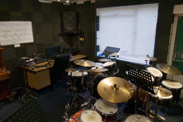 Drum Booth 2